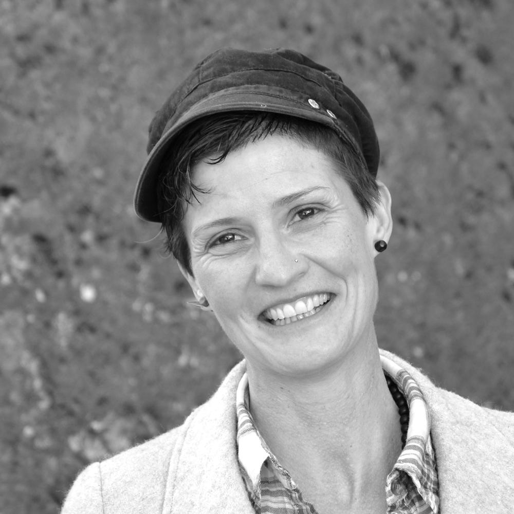 Nicole Wüst, Foto by Magali Grosclaude