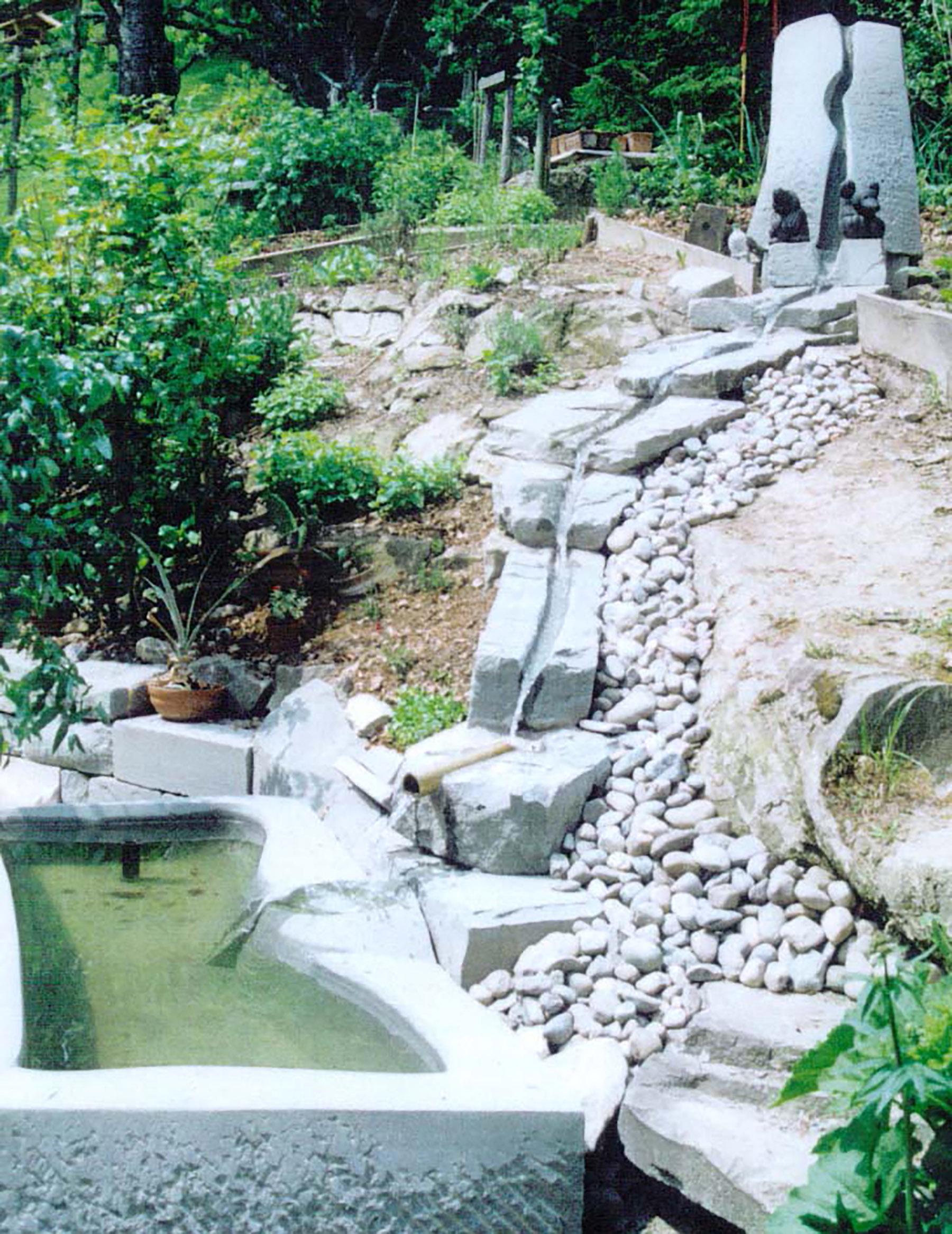 Brunnenanlage Lutzenberg AR